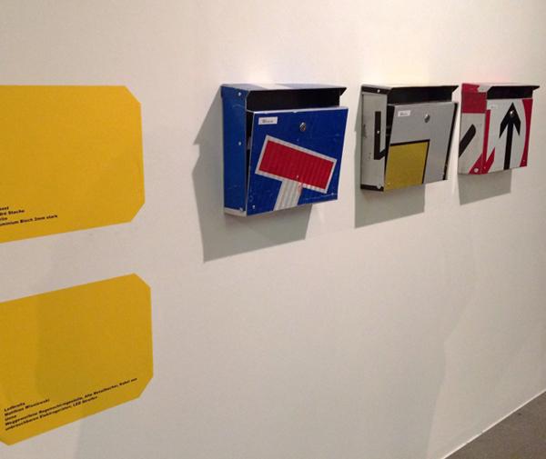 Repost,Briefkästen,Marta Herford, Recycling DesignPreis,andre stache