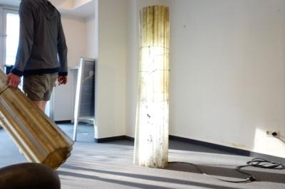 lichtplatten_welle_stehleuchte_änderungen aller art_light wave_waviness_ripple_corrugated sheet_panal_standing lamp_floor lamp_andre stache