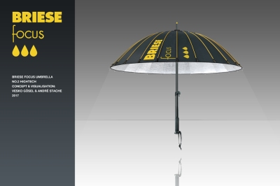 Briese focus,umbrella,regenschirm,idee,rendering,idea,vesko gösel,andre stache,hightech