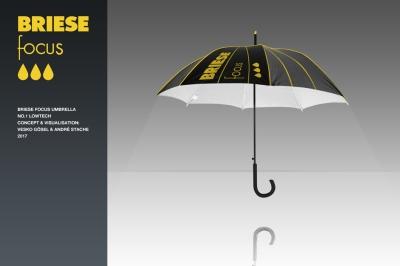 Briese focus,umbrella,regenschirm,idee,rendering,idea,vesko gösel,andre stache,lowtech