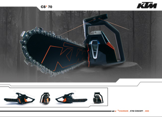 conceptdesign,ktm,chainsaw,industrialdesign,cs70,designandrestache