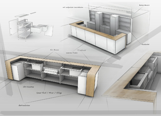 conceptsketch,digitalsketch,designdrawing,cocktailbar,conceptdesign,studioandrestache