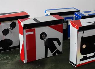repost,fussgaenger,design,kunst,art,handwerk,briefkasten,postbox,studioandrestache,berlin