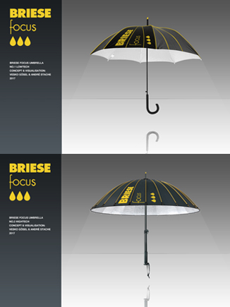 briese,focus,umbrella,concept,design,studioandrestache